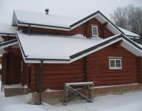 Дом 230 метров в п.Ручьи